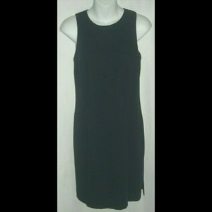Vintage Union Made Ralph Lauren Wool Sheath Dress